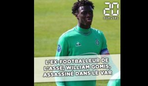 L'ex-footballeur de l'ASSE William Gomis assassiné à La-Seyne-sur-Mer