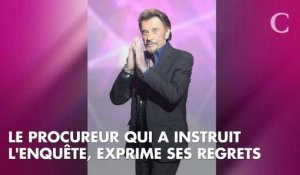 "Johnny Hallyday accusé de viol : ""On sentait bien qu'on avait affaire à un notable"", regrette Eric de Montgolfier, le procureur qui a instruit l'enquête"