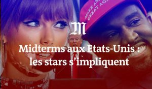 Kanye West, Taylor Swift, Rihanna : les stars appellent à voter
