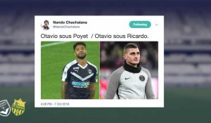 Bordeaux - Nantes en 10 tweets