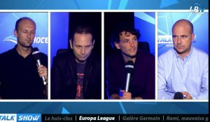 Talk Show du 21/09 partie 2 : Europa League