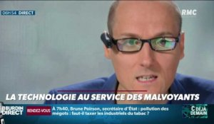 La chronique d'Anthony Morel : La technologie au service des malvoyants - 11/10