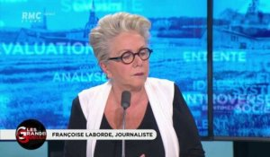 Le Grand Oral de Françoise Laborde, journaliste - 17/09