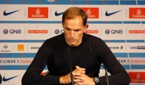 "Ligue 1 : 10e j. - Tuchel : ""Pas une grande performance"""