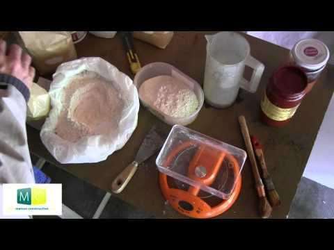 Faire Sa Peinture À La Chaux Sur Orange Vidéos