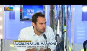 Augustin Paluel-Marmont, co-fondateur de Michel & Augustin dans Good Morning Business - 4 juin
