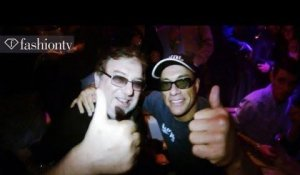 Michel Adam and Jean-Claude Van Damme Party at Baoli Club in Cannes | FashionTV