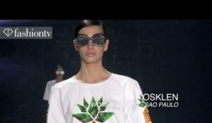 Osklen Spring/Summer 2014 Show | Sao Paulo Fashion Week SPFW | FashionTV