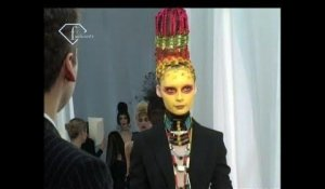 Gaultier Spring/Summer 2004 Haute Couture ft Christina Aguilera | FashionTV