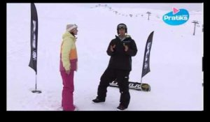 Initiation snowboard: Goofie ou Regular