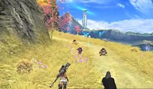 Xenoblade Chronicles - Bande-annonce #2
