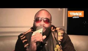 Rick Ross talks about being fan of MMG and signing Nipsey Hussle (sous titres français)