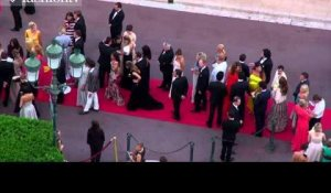 Love Ball 2013 in Monaco ft Prince Albert, Bono, Natalia Vodianova, Karl Lagerfeld | FashionTV