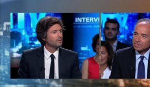 BFM Politique: l'interview de Jean-François Copé par Christophe Ono-dit-Biot du Point- 08/09