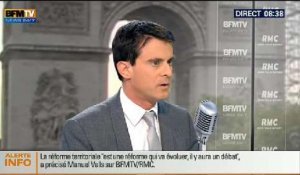 Bourdin Direct : Manuel Valls - 03/06