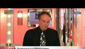 Jean-Jacques Kourliandsky et Benaouda Abdeddaïm, dans Le Grand Journal - 22/07 3/7