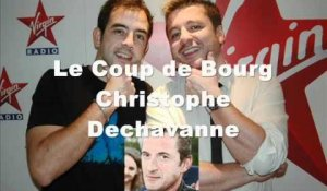 Christophe Dechavanne (TF1) piégé par Olivier Bourg sur Virgin radio !