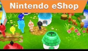 Nintendo eShop - The DENPA Men 3 for Nintendo 3DS
