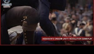Assassin's Creed Unity Revolution Gameplay Trailer [AUT]