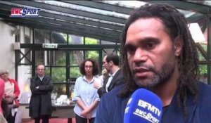 Football / Coupe du monde / Karembeu jauge l'équipe de France - 21/05
