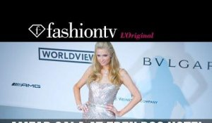 Amfar Gala at Eden Roc Hotel Hosted by Hofit Golan, Cannes Film Festival 2014 | FashionTV