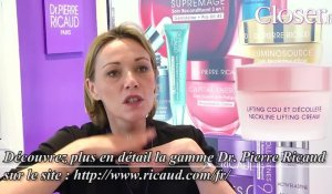 Tuto Closer : Comment stimuler le bas du visage ?