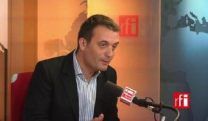 Florian Philippot : «Il n'était pas question d'accepter les Polonais»