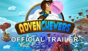 AdvenChewers Official iOS Launch Trailer