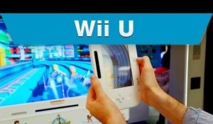 Wii U - Holiday Mall Experience Video