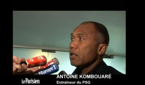 PSG - Kombouaré : «On avance »