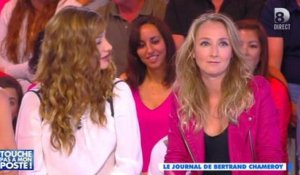 "Audrey Lamy fan de ""Jacquie et Michel""  - ZAPPING PEOPLE DU 02/06/2015"