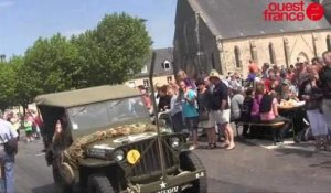 70e D-Day : A Sainte-Mère-Eglise, on lève le camp !