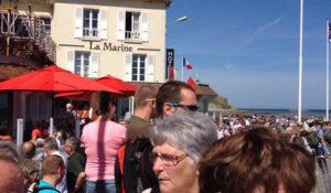 70e D-Day Arromanches