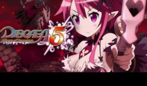 Disgaea 5 : Alliance of Vengeance - Bande-annonce
