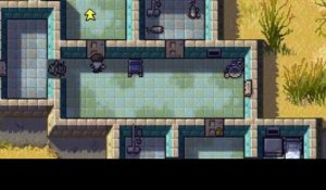 The Escapists : Walking Dead - Trailer d'annonce