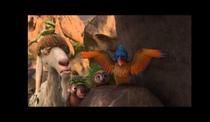 ROBINSON CRUSOE - Bande annonce teaser VF (2015)