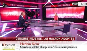 "TextO' : Manuel Valls : ""L'opposition est incapable de proposer une alternative"""
