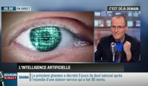 La chronique d'Anthony Morel: Quand l'intelligence artificielle dépasse l'intelligence humaine - 05/06