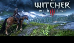 The Witcher 3 : Wild Hunt - Balade à cheval