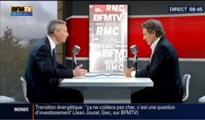 Bourdin Direct: Bruno Le Maire - 03/11
