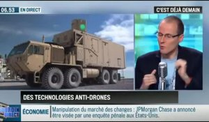 La chronique d'Anthony Morel : Des technologies anti-drones - 04/11
