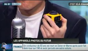 La chronique d'Anthony Morel : Les appareils photo du futur - 13/11