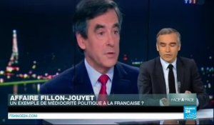 Affaire Fillon - Jouyet :  un exemple de mediocrité politique ?