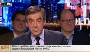 BFM Politique: L'interview de François Fillon par Apolline de Malherbe (1/6) - 16/11