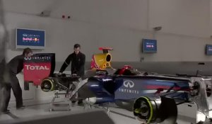 RB9 Red Bull Renault F1 2013