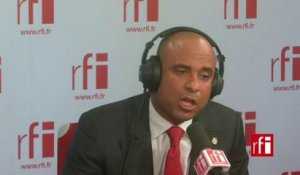 Laurent Lamothe, Premier ministre d'Haïti : interview exclusive de Marie Normand