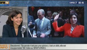Bourdin Direct: Anne Hidalgo - 10/01