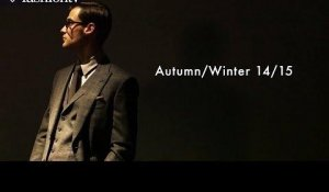 Gieves & Hawkes Fall/Winter 2014-15 | London Collections: Men | FashionTV