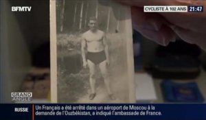 Grand Angle: Robert Marchand: le cycliste centenaire - 29/01