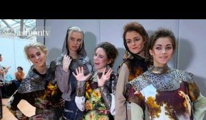 Mercedes-Benz Fashion Week Russia Spring/Summer 2014 Day 7 | MBFWR | FashionTV